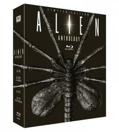 Blu-ray Film Alien Anthology Facehugger Edition (20th Century Fox) im Test, Bild 1