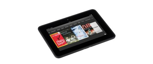 Tablets Amazon Kindle Fire HD im Test, Bild 16