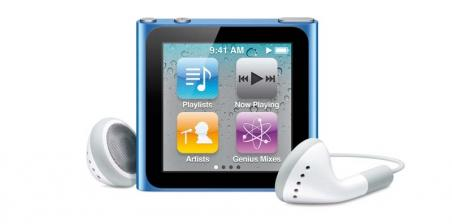 MP3 Player Apple iPod nano im Test, Bild 1