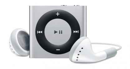 MP3 Player Apple iPod shuffle im Test, Bild 2