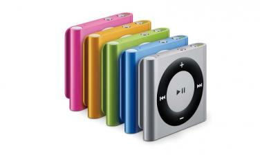 MP3 Player Apple iPod shuffle im Test, Bild 3