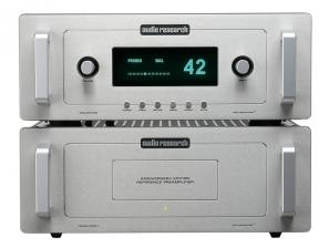 AV-Vorstufen Audio Research Anniversary Edition Reference Preamplifier im Test, Bild 5
