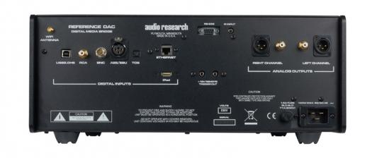 D/A-Wandler Audio Research Reference DAC im Test, Bild 5