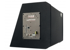 Car-Hifi Subwoofer Aktiv Audio System M 10 active im Test, Bild 2
