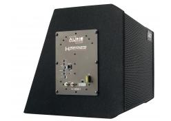 test car hifi subwoofer aktiv audio system m 10 active sehr gut. Black Bedroom Furniture Sets. Home Design Ideas