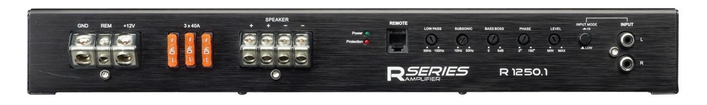 test car hifi endstufe mono audio system r 1250 1 d. Black Bedroom Furniture Sets. Home Design Ideas