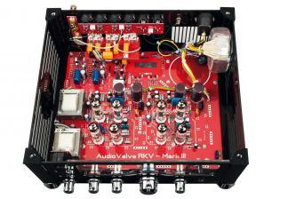 Kopfhörerverstärker AudioValve RKV Mark III im Test, Bild 2