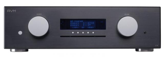 CD-Receiver AVM Evolution C9 im Test, Bild 4