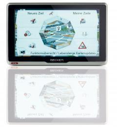 Portable Navigationssysteme Becker Active.6 CE LMU im Test, Bild 1