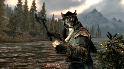 Games PC Bethesda The Elder Scrolls V: Skyrim im Test, Bild 3