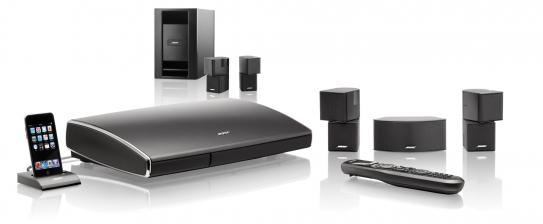 test lautsprecher surround bose lifestyle 535 series ii sehr gut seite 1. Black Bedroom Furniture Sets. Home Design Ideas