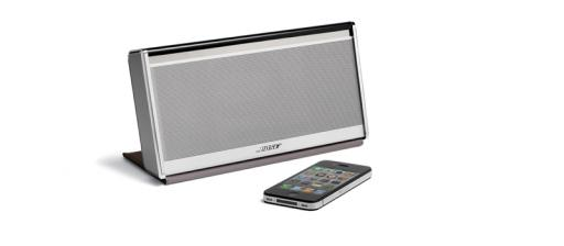 Wireless Music System Bose SoundLink Wireless Mobile Speaker im Test, Bild 2