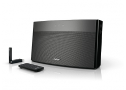 Minianlagen Bose SoundLink Wireless Music System im Test, Bild 2