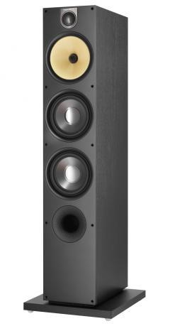 test lautsprecher stereo b w bowers wilkins 683 s2. Black Bedroom Furniture Sets. Home Design Ideas