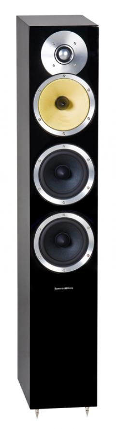 test lautsprecher surround b w bowers wilkins cm8. Black Bedroom Furniture Sets. Home Design Ideas