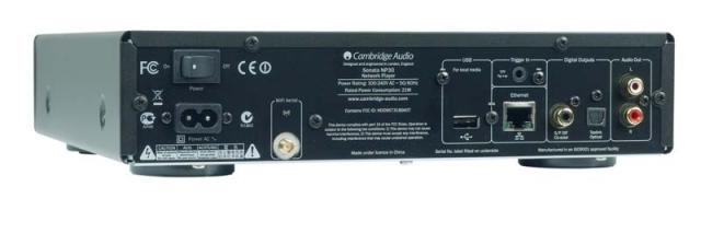 Test Streaming Client - Cambridge Audio NP30