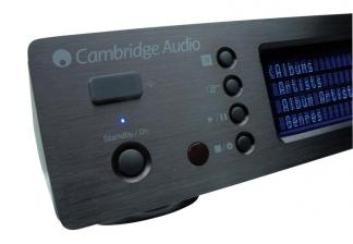 Streaming Client Cambridge Audio NP30 im Test, Bild 8