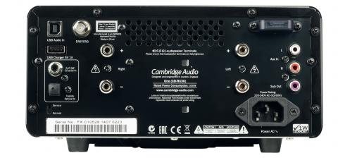 Hifi sonstiges Cambridge Audio One im Test, Bild 4
