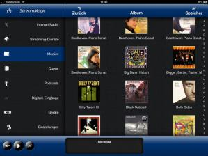 Streaming Client Cambridge Audio StreamMagic 6 im Test, Bild 4