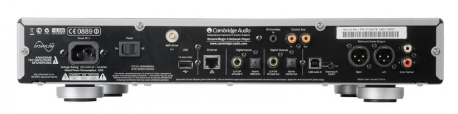 Streaming Client Cambridge Audio StreamMagic 6 im Test, Bild 5