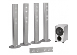 Lautsprecher Surround Canton CD-3500 wireless im Test, Bild 2