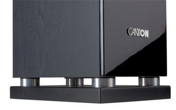 test lautsprecher stereo canton gle 430 2 kef q100. Black Bedroom Furniture Sets. Home Design Ideas
