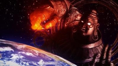 Games Playstation 3 Capcom Asura´s Wrath im Test, Bild 2