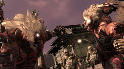 Games Playstation 3 Capcom Asura´s Wrath im Test, Bild 3