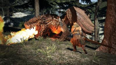 Games XBox 360 Capcom Dragons Dogma im Test, Bild 2