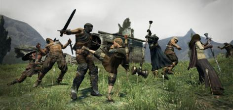 Games XBox 360 Capcom Dragons Dogma im Test, Bild 3