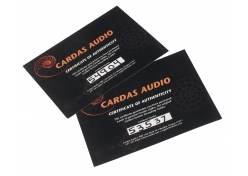 Phonokabel Cardas Iridium Phono, Cardas Clear Beyond Phono im Test , Bild 9