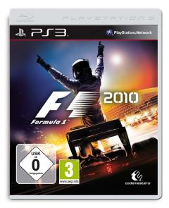 Games Playstation 3 Codemasters F1 2010 im Test, Bild 1