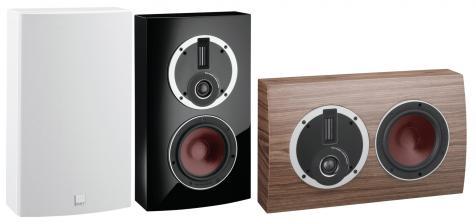 test lautsprecher surround dali rubicon lcr sehr gut seite 1. Black Bedroom Furniture Sets. Home Design Ideas