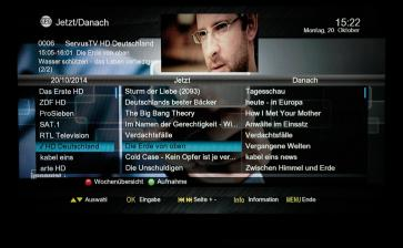 HDTV-Settop-Box Digitalbox Imperial HD6i Twin im Test, Bild 6