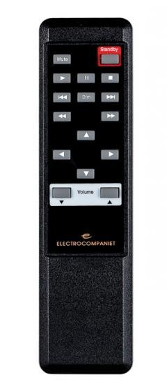 Test D/A-Wandler - Electrocompaniet ECD-2