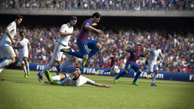 Games Playstation 3 Electronic Arts Fifa 13 im Test, Bild 4