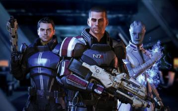 Games Playstation 3 Electronic Arts Mass Effect 3 im Test, Bild 2