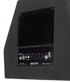 test car hifi subwoofer aktiv eton move 12 400 a sehr gut