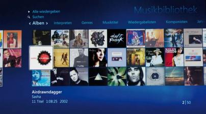 DLNA- / Netzwerk- Clients / Server / Player Evolve Media Lifestation im Test, Bild 8