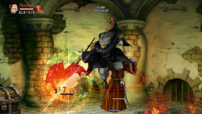 Games PS Vita Flashpoint Dragon's Crown im Test, Bild 2