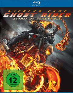 Blu-ray Film Ghost Rider - Spirit of Vengeance (Universum) im Test, Bild 1