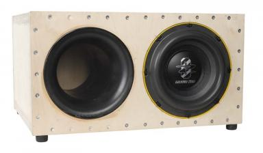 Car-Hifi Subwoofer Chassis Ground Zero GZPW 10SPL im Test, Bild 6