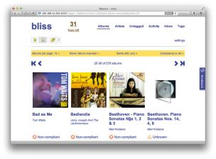 DLNA- / Netzwerk- Clients / Server / Player Haifai Media Vortex im Test, Bild 5