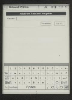E-Book Reader Hanvon WISEreader N618 im Test, Bild 7