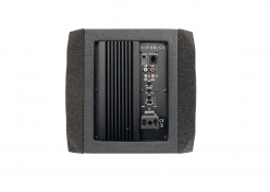 In-Car Subwoofer Aktiv Hifonics ZX82A im Test, Bild 3