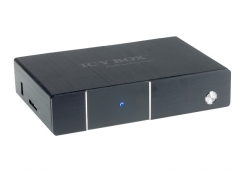 DLNA- / Netzwerk- Clients / Server / Player Icybox IB-MP 305 im Test, Bild 9