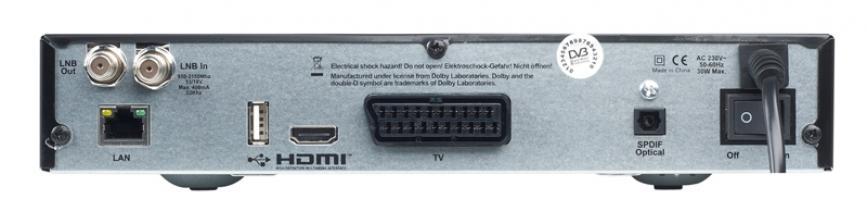 test sat receiver ohne festplatte inverto volksbox essential sehr gut. Black Bedroom Furniture Sets. Home Design Ideas