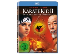 Blu-ray Film Karate Kid I & II (Sony Pictures) im Test, Bild 2