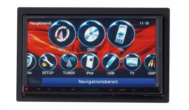 Naviceiver Kenwood DNX4280BT, Kenwood DNX7280BT im Test , Bild 13