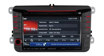 Naviceiver Kenwood DNX521DAB im Test, Bild 1